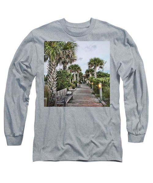Sit N Relax Long Sleeve T-Shirt