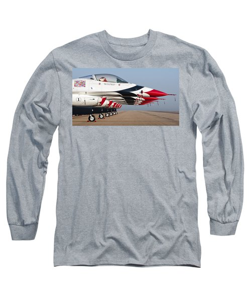 Six Pack Long Sleeve T-Shirt
