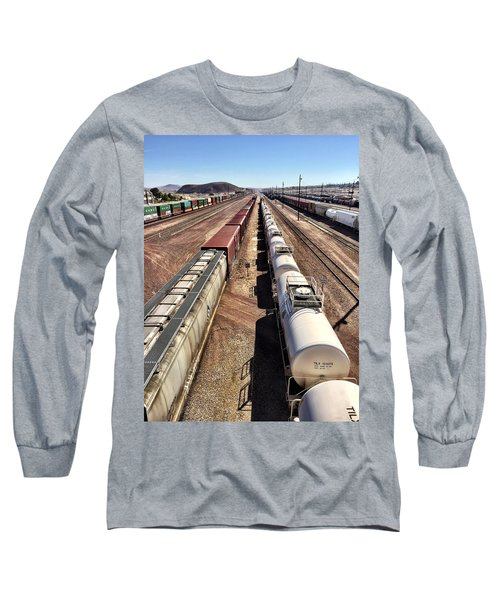 Six Trains Long Sleeve T-Shirt
