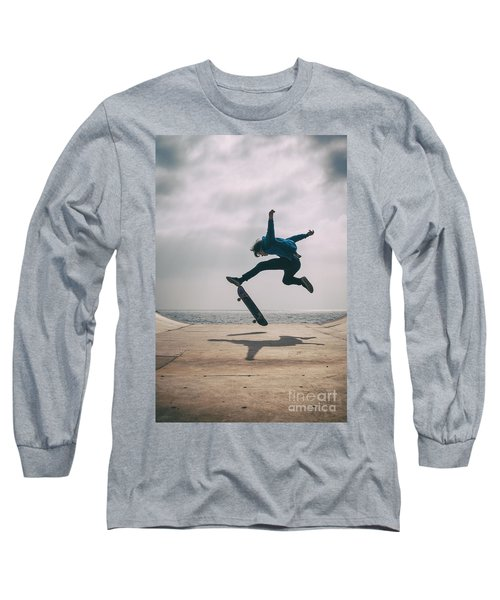 Skater Boy 003 Long Sleeve T-Shirt