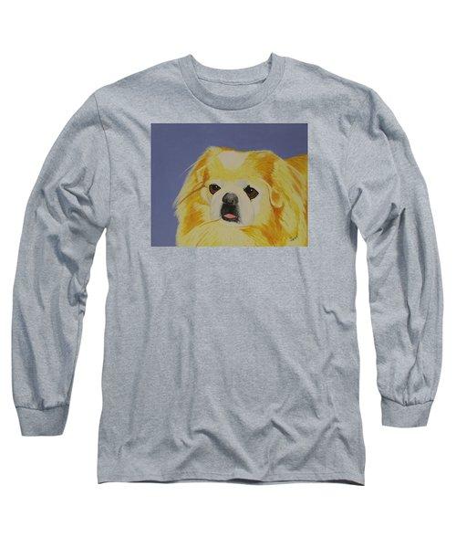 Skeeter The Peke Long Sleeve T-Shirt