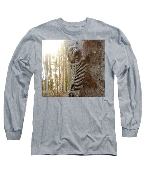 Skeleton Tree Long Sleeve T-Shirt