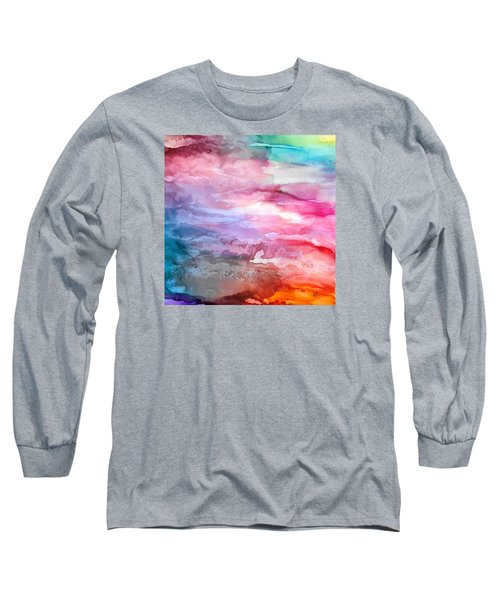 Skies Emotion Long Sleeve T-Shirt