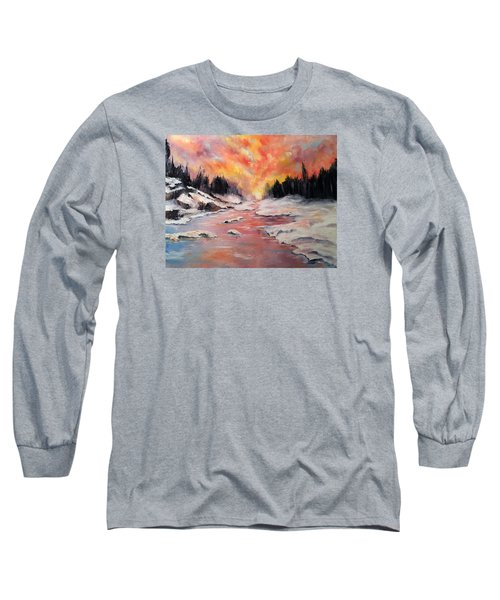 Skies Of Mercy Long Sleeve T-Shirt