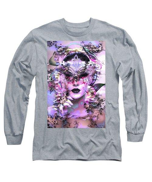 Skin Deep Long Sleeve T-Shirt by Kathy Kelly