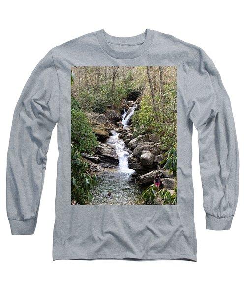 Skinny Dip Falls Long Sleeve T-Shirt