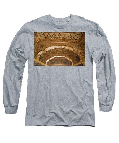 Skn 1248 Miniature Art Long Sleeve T-Shirt