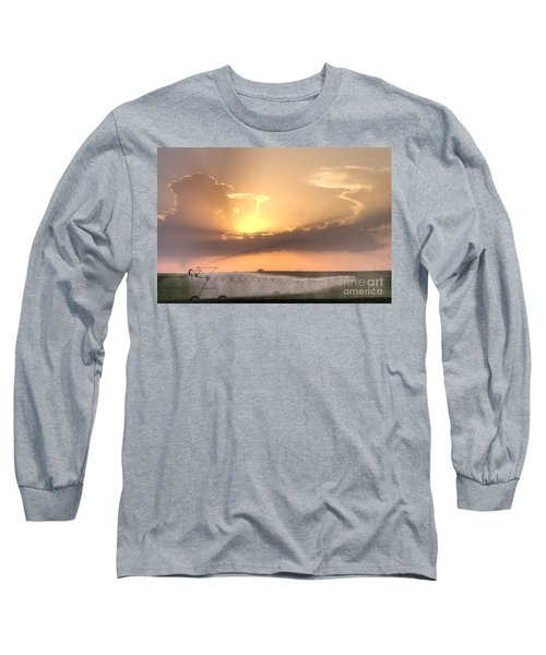 Sky And Water Long Sleeve T-Shirt