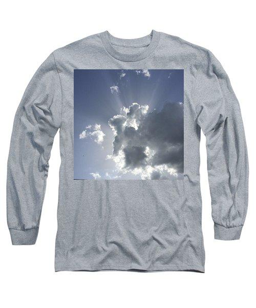 Sky Elephant And Friends Long Sleeve T-Shirt