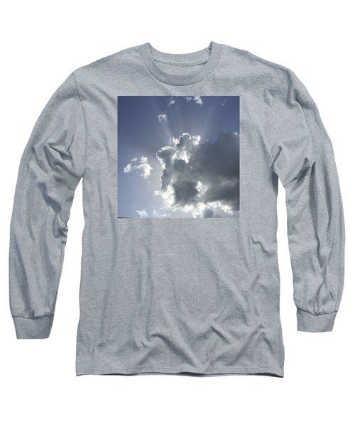 Sky Elephant And Friends Long Sleeve T-Shirt