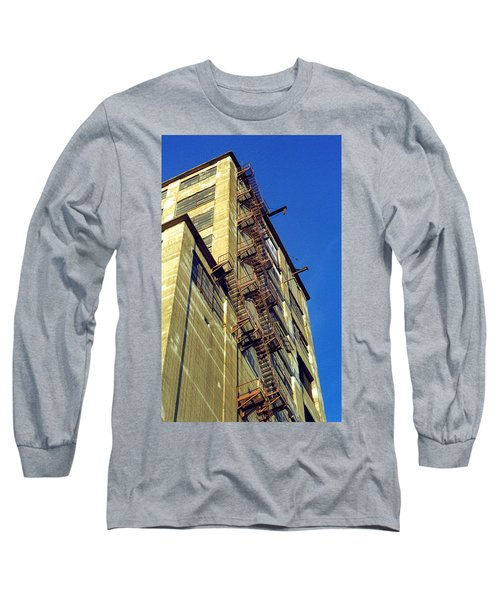 Sky High Warehouse Long Sleeve T-Shirt