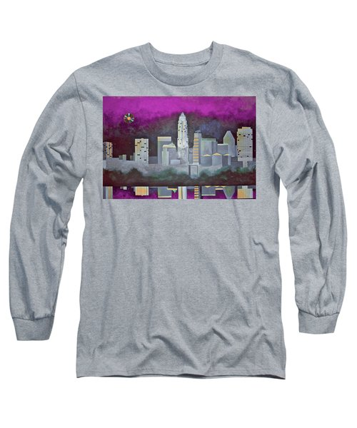 Sky Line Long Sleeve T-Shirt
