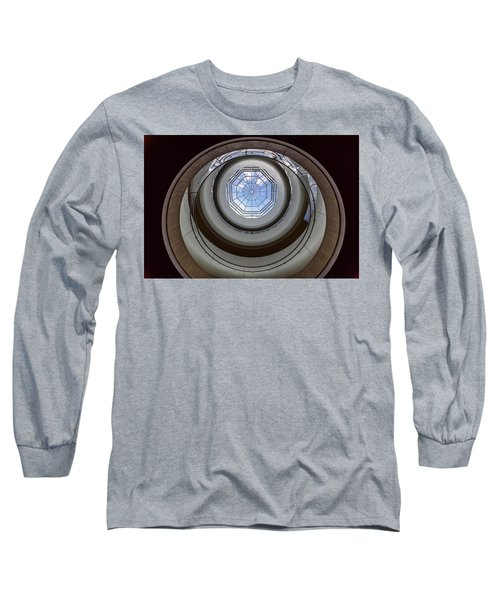 Sky Portal Long Sleeve T-Shirt by Randy Scherkenbach