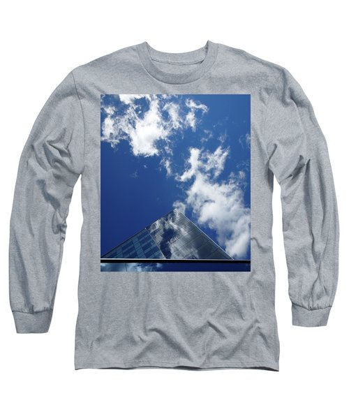 Sky Pyramid Long Sleeve T-Shirt