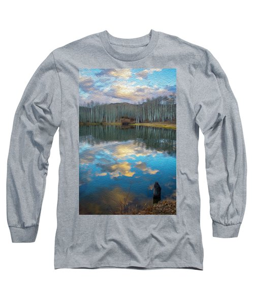 Slack Weiss Autumn Long Sleeve T-Shirt