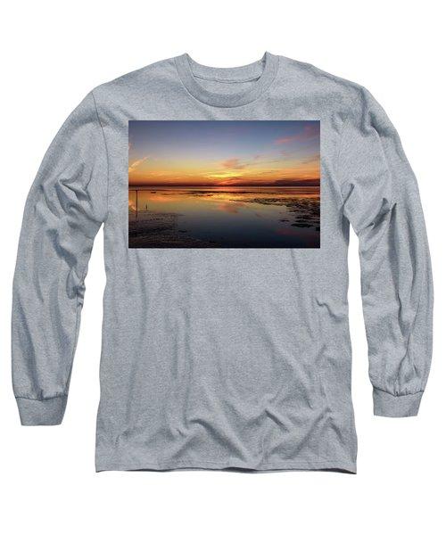 Touching The Golden Cloud Long Sleeve T-Shirt