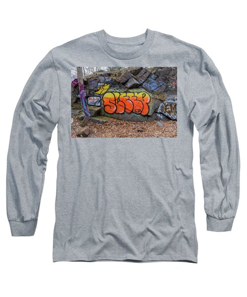 Sleep Long Sleeve T-Shirt by Brian MacLean