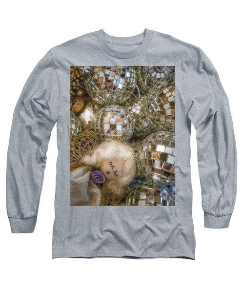 Sleeping Angel Long Sleeve T-Shirt