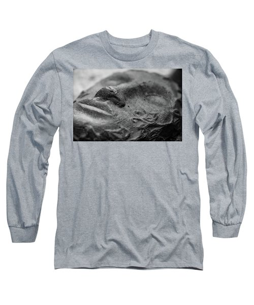 Long Sleeve T-Shirt featuring the photograph Sleeping by Clare Bambers