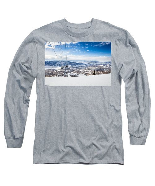Sleeping Giant Long Sleeve T-Shirt