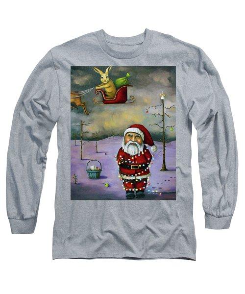 Sleigh Jacker Long Sleeve T-Shirt