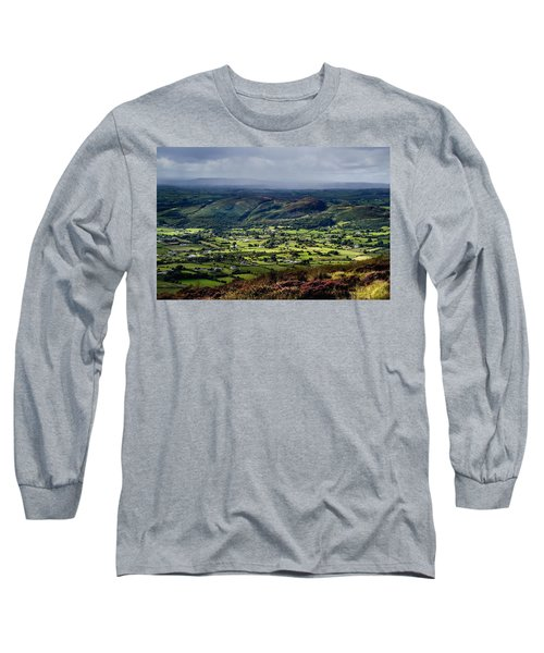 Slieve Gullion, Co. Armagh, Ireland Long Sleeve T-Shirt