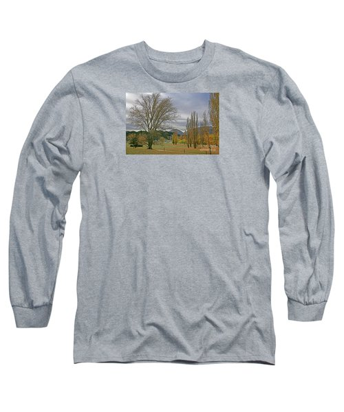 Slightly Surreal Landscape Long Sleeve T-Shirt