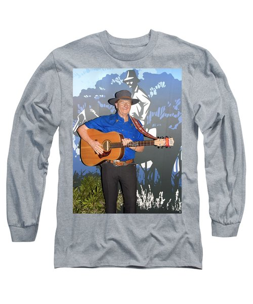 Slim Dusty Long Sleeve T-Shirt