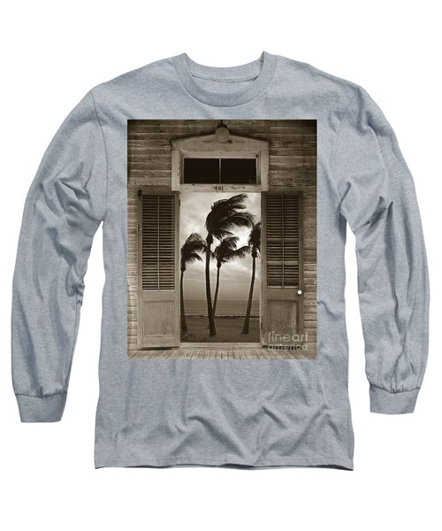 Long Sleeve T-Shirt featuring the photograph Slip Away To Paradise by John Stephens