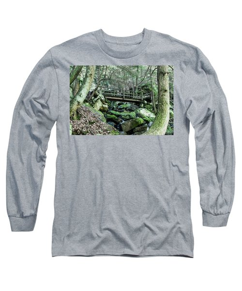 Slippery Rock Gorge - 1927 Long Sleeve T-Shirt