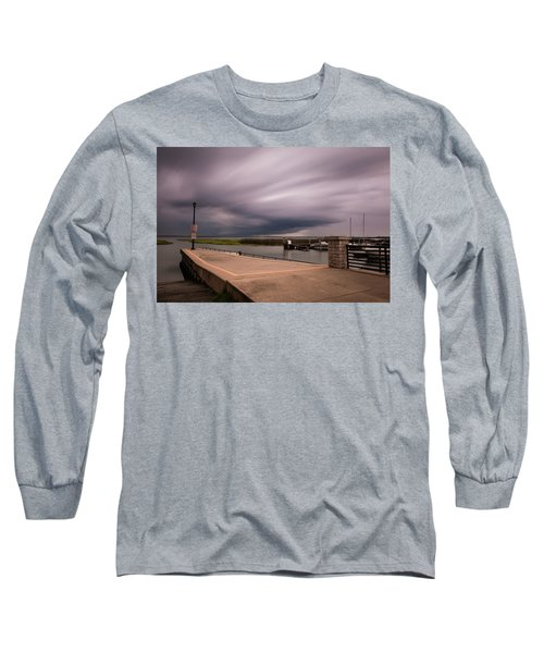 Slow Summer Storm Long Sleeve T-Shirt
