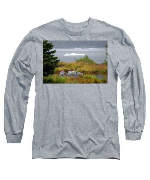Slowly Floating By Long Sleeve T-Shirt