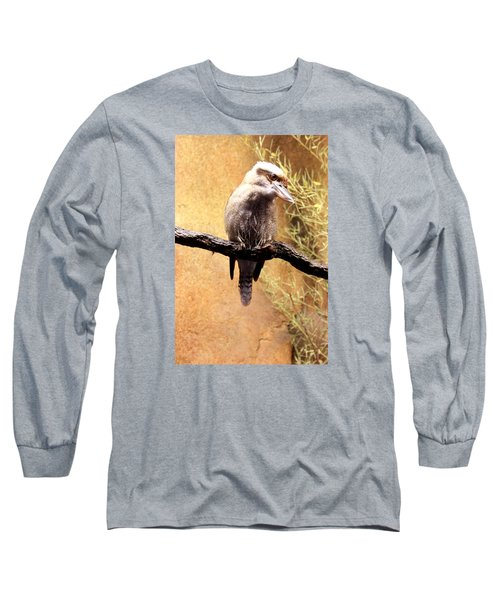 Small Bird Long Sleeve T-Shirt