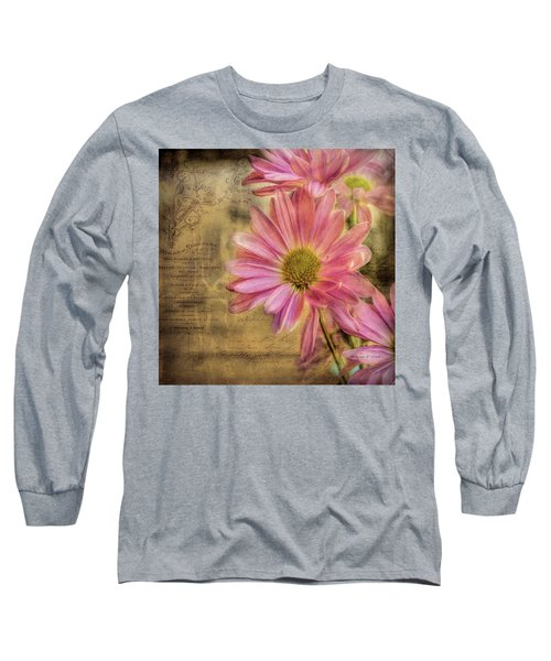 Long Sleeve T-Shirt featuring the photograph Small Perfections by Bellesouth Studio