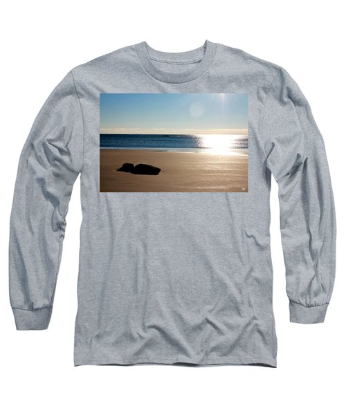 Small Point Long Sleeve T-Shirt