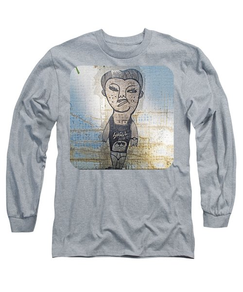 Small Potato Long Sleeve T-Shirt by Ethna Gillespie