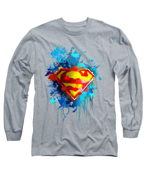 Smallville Long Sleeve T-Shirt