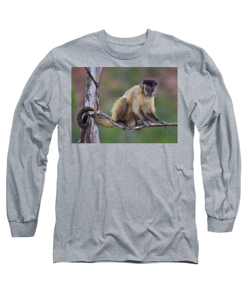 Long Sleeve T-Shirt featuring the photograph Smarty Pants by Tony Beck
