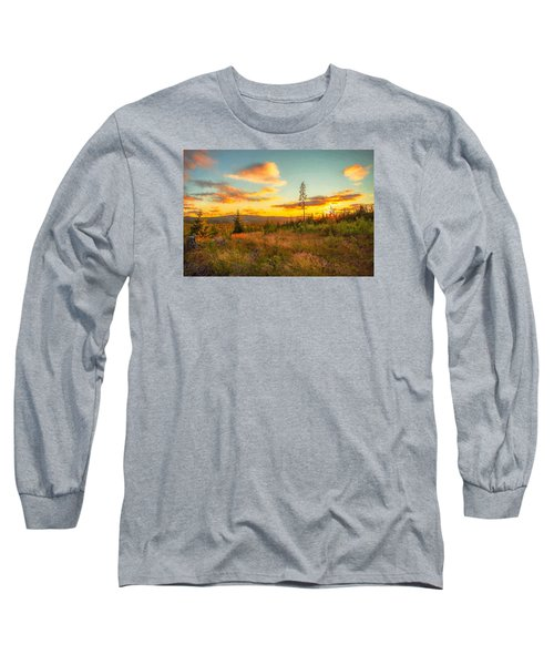 Long Sleeve T-Shirt featuring the photograph Smell Of Nature by Rose-Maries Pictures