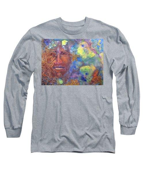 Smiling Muse No. 1 Long Sleeve T-Shirt