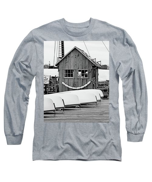 Smiling Shack Long Sleeve T-Shirt