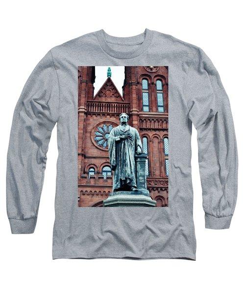 Smithsonian Castle  Long Sleeve T-Shirt