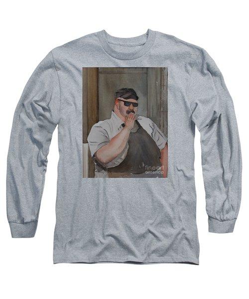 Smoke Break Long Sleeve T-Shirt