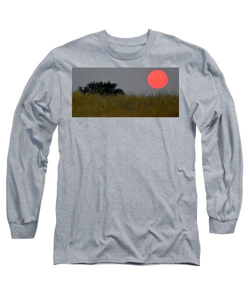 Smokey Sunset Long Sleeve T-Shirt