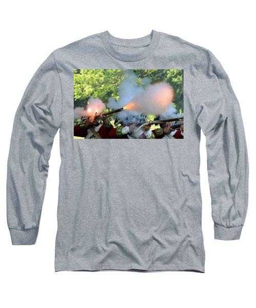 Smoking Guns Long Sleeve T-Shirt