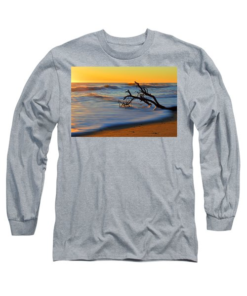 Smooth Move Long Sleeve T-Shirt by Dianne Cowen