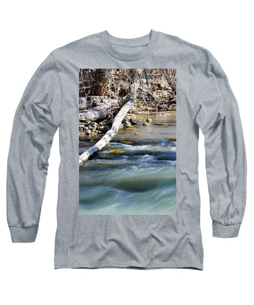 Smooth Water Long Sleeve T-Shirt