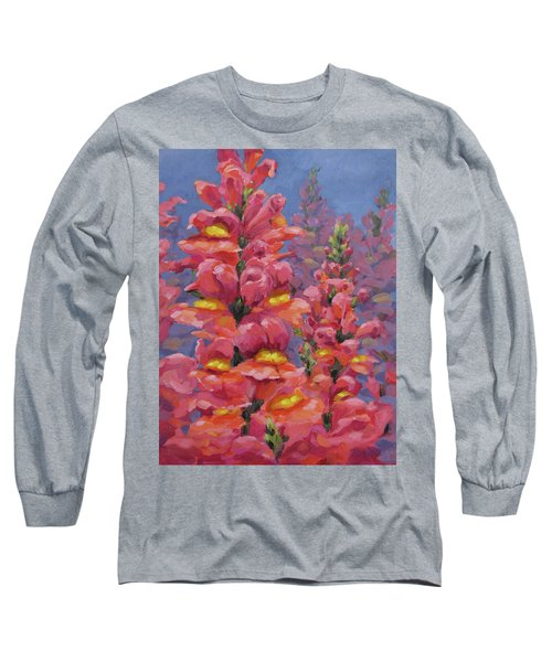 Snapdragons Long Sleeve T-Shirt