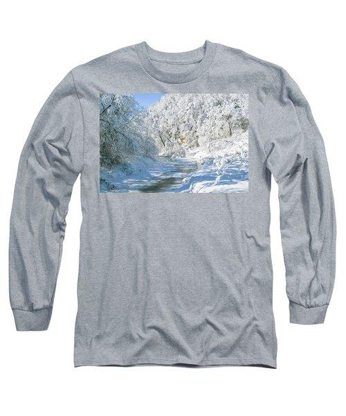 Long Sleeve T-Shirt featuring the photograph Snl-1 by Ellen Lentsch