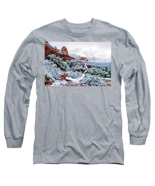 Snow 05-024 Long Sleeve T-Shirt